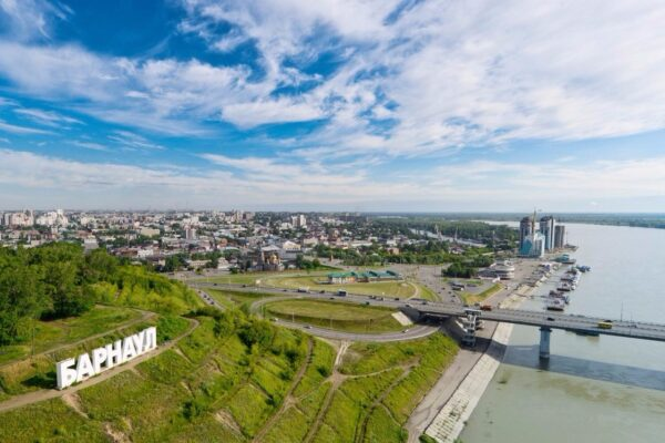 СберМаркет в Барнауле