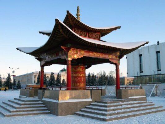 СберМаркет в Кызыле